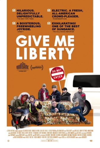 Give Me Liberty 2019 720p WEB-DL XviD AC3-FGT