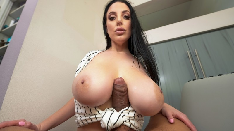 Angela White - It Fits My Tits Just Fine [FullHD 1080P]