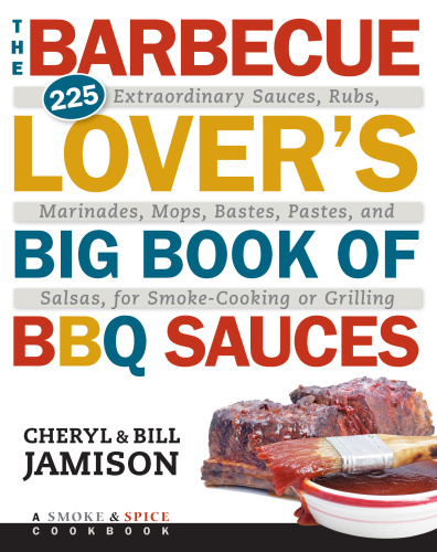 The Barbecue Lover's Big Book