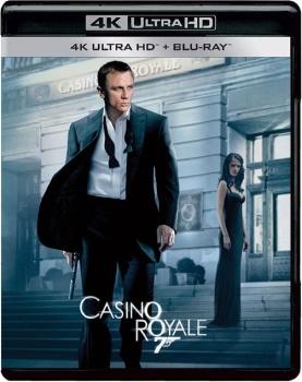 007 - Casino Royale (2006) Full Blu-Ray 4K 2160p UHD HDR 10Bits HEVC ITA DTS 5.1 ENG DTS-HD MA 5.1 MULTI