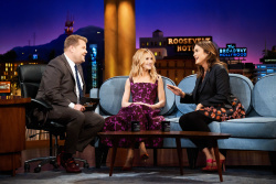 Holly Hunter - The Late Late Show with James Corden: June 4th 2018