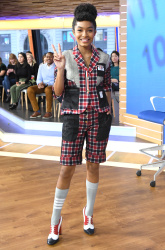 Yara Shahidi - Good Morning America: January 2nd 2019