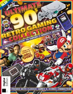 Ultimate 90s Retro Gaming Collection  November (2019)