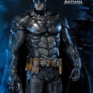 Batman : Arkham Knight - Batman Battle damage Vers. Statue (Prime 1 Studio) BbLaAsNK_t