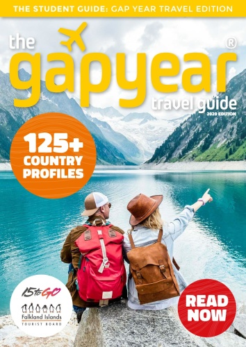 The Gap Year Travel Guide 2020