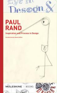 Paul Rand- Inspiration & Process in Design (Inspiration & Process)