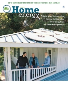 Home Energy - Fall (2019)