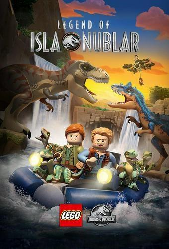 Lego Jurassic World Legend Of Isla Nublar S01E02 FRENCH 720p HDTV -D4KiD
