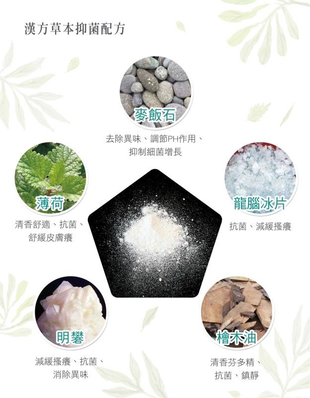 9.漢方草本抗菌配方-五大原料