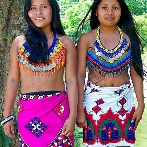 Tribal jungle porn