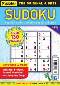 Puzzler Sudoku  November (2019)