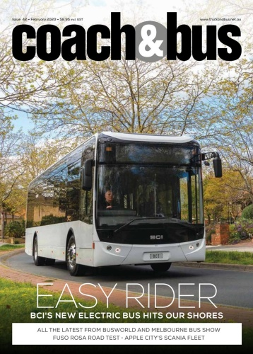 Coach & Bus - Issue 42 (2020)