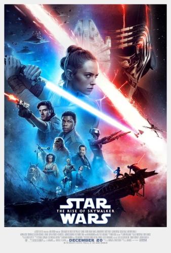 Star Wars Episode IX The Rise of Skywalker 2020 BDRip XviD AC3 LLG