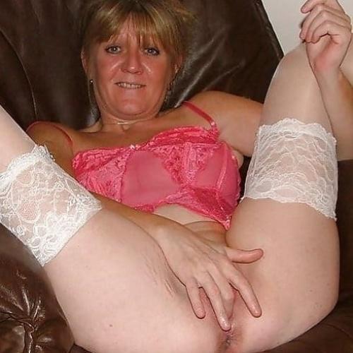 Mature british women