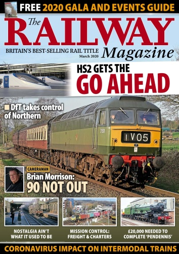 The Railway Magazine - March (2020)