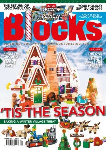 Blocks Magazine - Issue 62 - December 2019