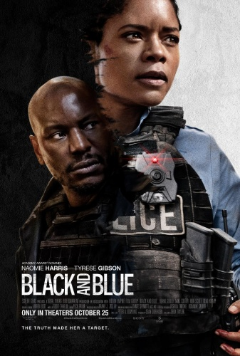 Black and Blue 2019 BRRip XviD AC3-XVID