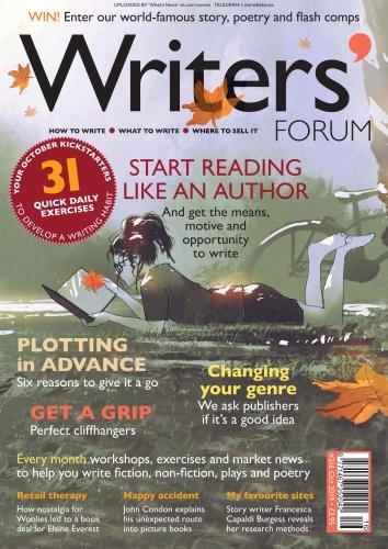 Writers ' Forum - 10 (2019)