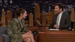 Shailene Woodley - Jimmy Fallon 2019 JUNE 10