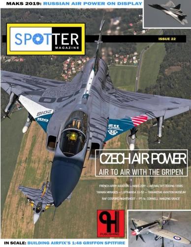 Spotter Magazine - Issue 22 (2020)