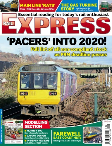Rail Express - Issue 285 - February (2020)