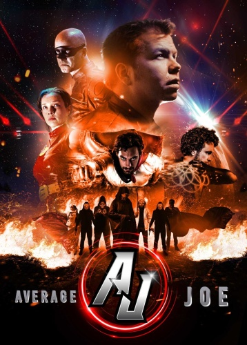 Average Joe 2021 HDRip XviD AC3-EVO