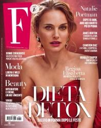 Natalie Portman -           F Magazine (Italy) January 22nd 2020.