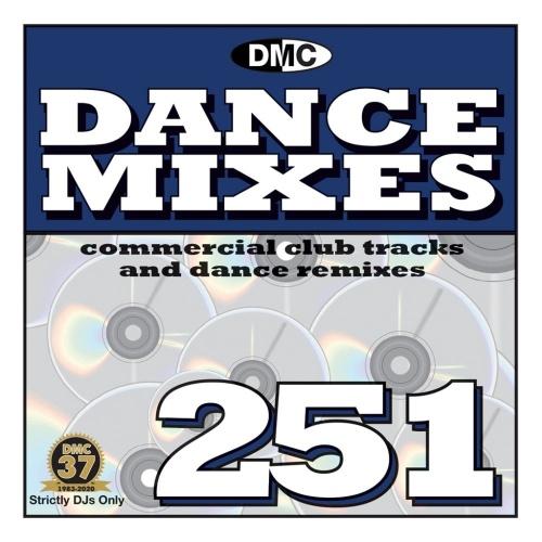 DMC   Dance Mixes Vol  251   (2020)