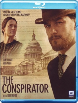 The Conspirator (2010) .mkv HD 720p HEVC x265 AC3 ITA-ENG