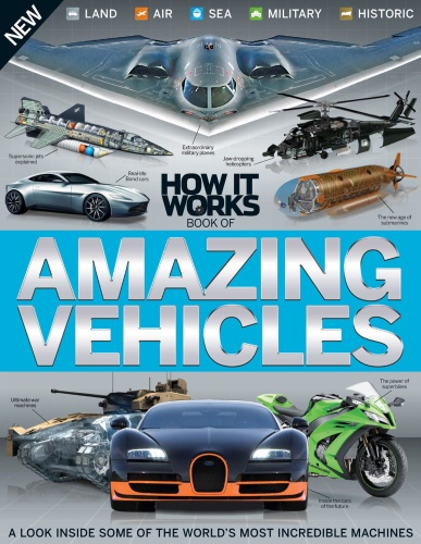 How It Works-Amazing Vehicles