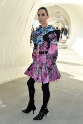 Jennifer Connelly - Louis Vuitton Cruise 2020 Fashion Show at JFK Airport in New York City 05/08/2019