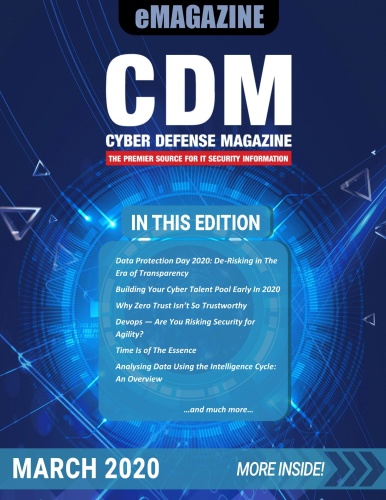 Cyber Defense Magazine - March (2020)