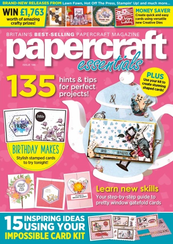 Papercraft Essentials - Issue 186 (2020)
