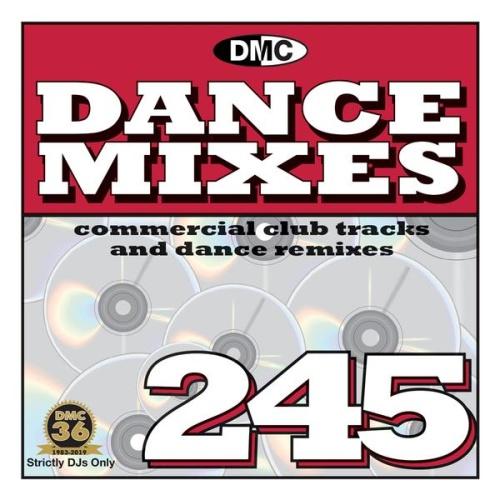 DMC Dance Mixes 245 (2019)