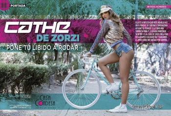 Cathe De Zorzi Revista H