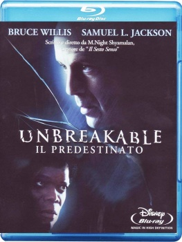 Unbreakable - Il predestinato (2000) BD-Untouched 1080p AVC PCM ENG DTS iTA AC3 iTA-ENG