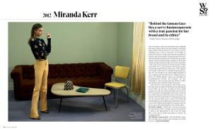 Miranda Kerr -                  InStyle Magazine (Australia) May (2018).