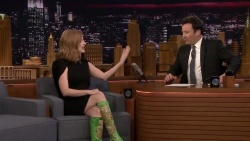 Jessica Chastain - The Tonight Show starring Jimmy Fallon - 2019-02-27