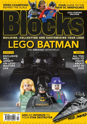 Blocks Magazine - Issue 64 - February (2020)