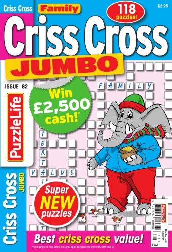 Family Criss Cross Jumbo - Issue 82 - February (2020)