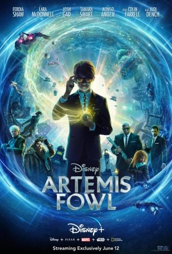 Artemis Fowl 2020 1080p DSNP WEB-DL DDP5 1 H 264-EVO