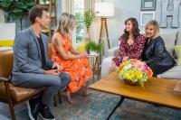 Kellie Martin - Hallmark's Home & Family 3.5.2018 Stills