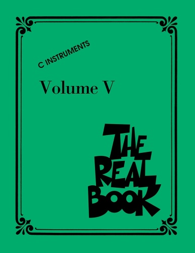 The Real    Volume V  C Edition
