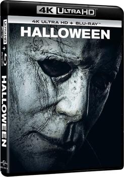 Halloween (2018) Full Blu-Ray 4K 2160p UHD HDR 10Bits HEVC ITA DTS 5.1 ENG GER DTS:X/DTS-HD MA 7.1