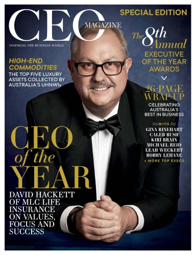 The CEO Magazine Australia & New Zealand - January-February (2020)
