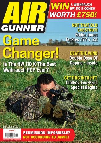 Air Gunner  March (2020)