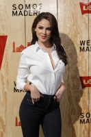 Eiza Gonzalez  -                Levi's Store Opening Mexico City March 22nd 2018.