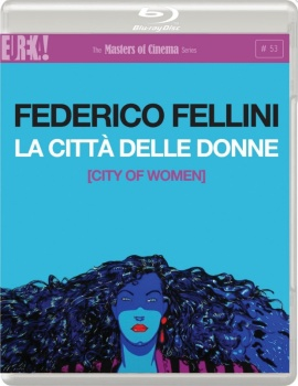 La città delle donne (1980) Full Blu-Ray 43Gb AVC ITA LPCM 2.0