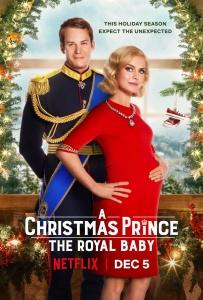 A Christmas Prince The Royal Baby 2019 1080p NF WEB-DL HIN-Multi DD+5 1-DD ATMOS 5...