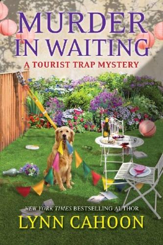 Murder in Waiting by Lynn Cahoon